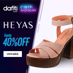 Heyas hasta 40% Off
